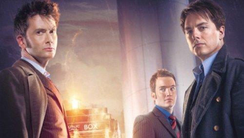 Doctor Who: John Barrowman, David Tennant Torchwood Reunion Canceled