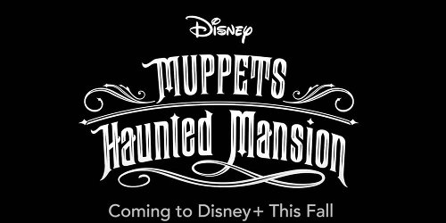 Muppets Haunted Mansion Special on Disney+ Coming This Fall