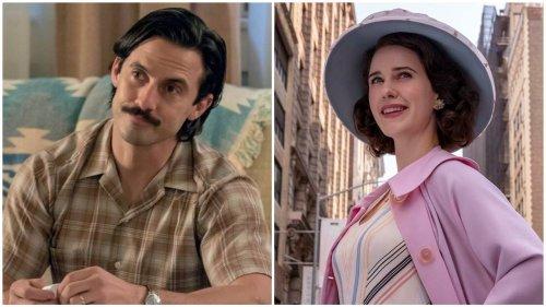 La fantastica signora Maisel 4: Milo Ventimiglia e Rachel Brosnahan insieme nelle foto scattate sul set