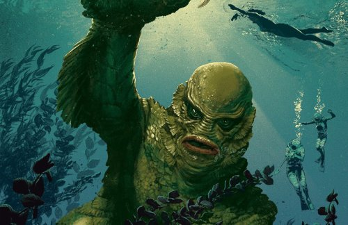 Greg Nicotero & Robert Rodriguez Remaking Creature From the Black Lagoon?