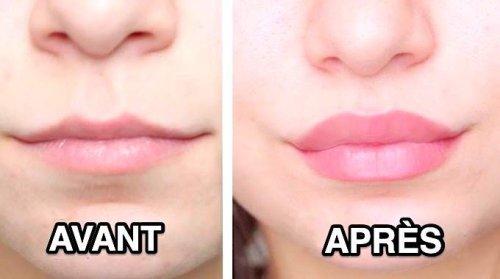 Comment Avoir des Lèvres Pulpeuses Naturellement ? 12 Astuces Qui Marchent.