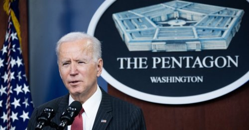 Biden Isn't Withdrawing Troops From Iraq, He's Relabeling Their Mission
