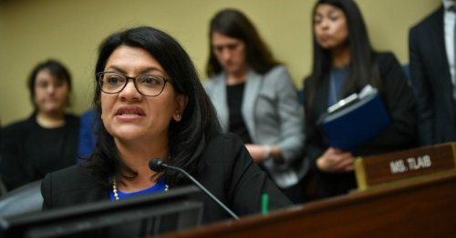 Praised for 'Braving the Smears,' Tlaib Votes Against $1 Billion in Military Aid to Israel