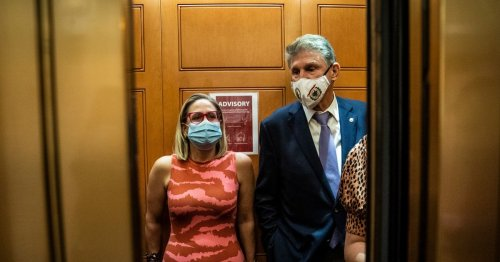 Corporate Cable Outlets Refuse to Report on Financial Conflicts of Manchin and Sinema