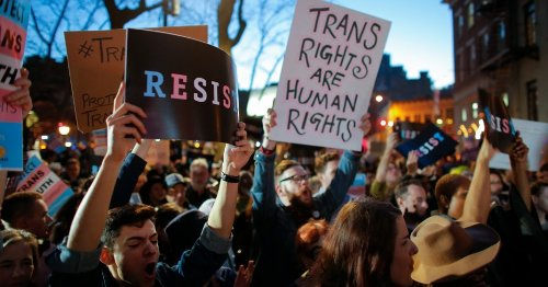Poll Shows US Voters Overwhelming Oppose GOP Bills Attacking Trans Rights