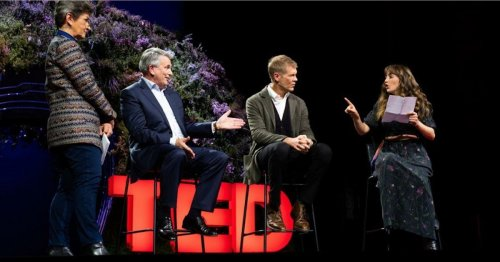 'We Will Never Forget What You Have Done': Climate Activist Grills Shell CEO at TED Forum