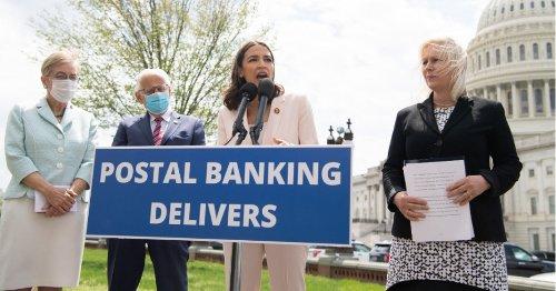 Gillibrand, Ocasio-Cortez Call on Congress to Help Rebuild USPS With Postal Banking Pilot Programs