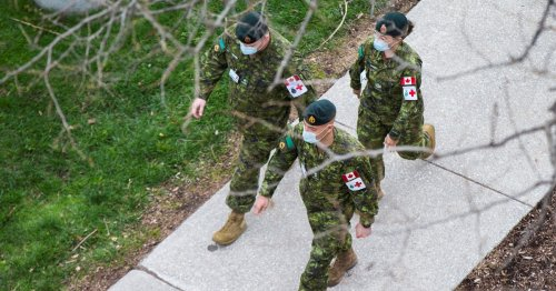 Top 10 Reasons to Defund the Canadian Military