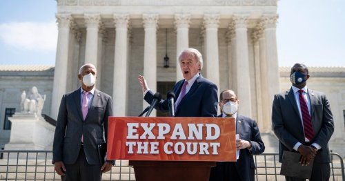 Progressives to Biden: Ignore Panel Advice and Embrace Supreme Court Expansion
