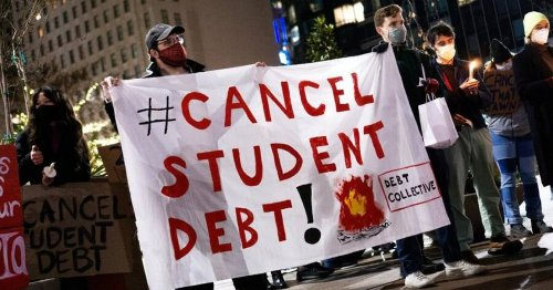 Civil Rights Groups Call for Universal Cancellation of $50,000 in Student Debt