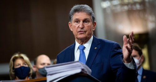 Manchin Sparks Fury With Demands for Work Requirement, $60K Income Cap on Child Tax Credit