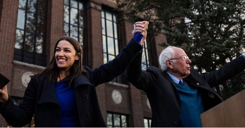 To Expand Democrats' Infrastructure Vision, Sanders and Ocasio-Cortez Push Green New Deal for Public Housing