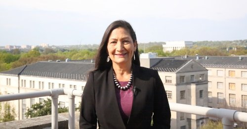 'Watershed Moment' as Haaland Revokes Trump-Era Orders, Creates Climate Task Force