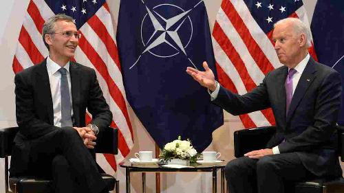 Biden's Appeasement of Hawks and Neocons Is Crippling His Diplomacy