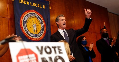 Newsom Urged to Deliver on Climate, Single-Payer as California Voters Defeat Recall