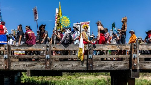'Sorely Disappointed' by Court Ruling, Pipeline Foes Demand Biden 'Act Immediately to Stop Line 3'