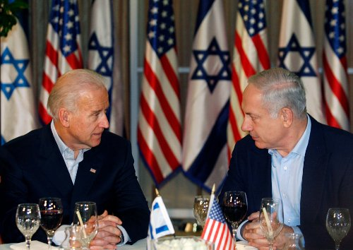 If Biden Is Serious About Ending Forever Wars, the US Needs to End Support for Israel