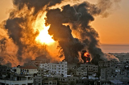 Biden Administration Reportedly Blocking UN Cease-Fire Statement as Israel Bombards Gaza