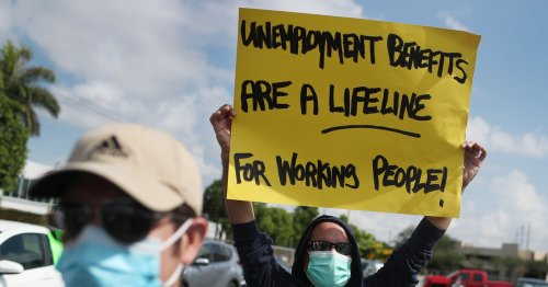 Unemployment Claims Jump After GOP-Led States Cut Off Federal Jobless Aid