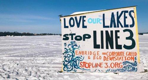 Calls for Biden to Stop Enbridge Line 3 Continue Unabated