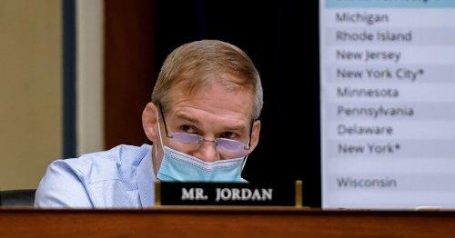 Anti-Science Republicans Like Jim Jordan Have Blood on Their Hands