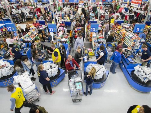 Opinion | Black Friday and White Noise