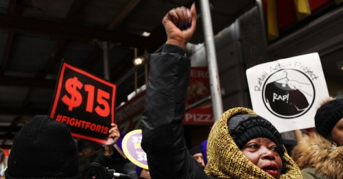 Grassroots Fight for $15 Movement Has Won $150 Billion in Raises for Millions of Workers, Study Shows