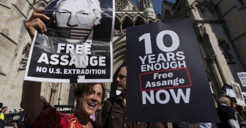 Fate Of Anti-War Journalism Lies in Upcoming Assange Hearings