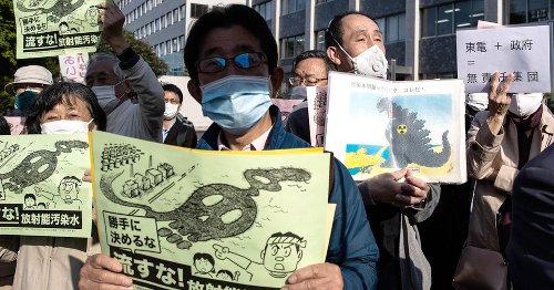 UN Experts Decry Japan's Plan to Dump Radioactive Fukushima Wastewater Into Ocean