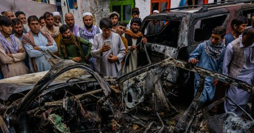 US to Offer 'Condolence Payments' to Relatives of 10 Civilians Killed in Drone Strike
