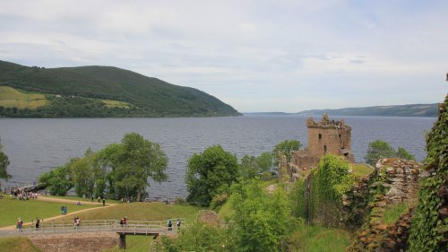 People Are Speculating About New Photo of What May or May Not Be the Loch Ness Monster