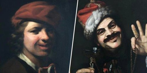 German Police Say 17th Century Paintings Found in Roadside Dumpster