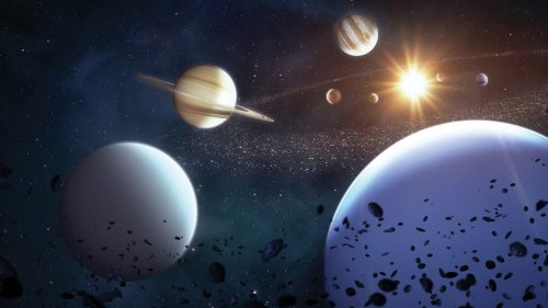 Scientists Discover New Planet Possibly Containing Water Clouds