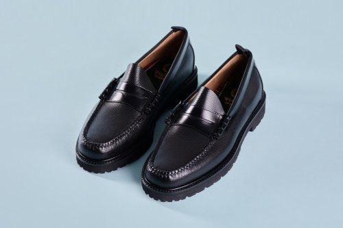 Fred Perry and G.H. Bass Link Up for Two-Piece Loafer Collaboration