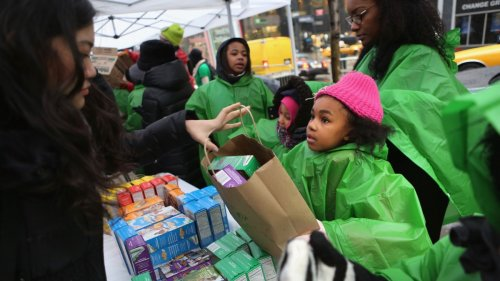 Girl Scouts Say the Pandemic Has Left Them With 15 Million Boxes of Unsold Cookies