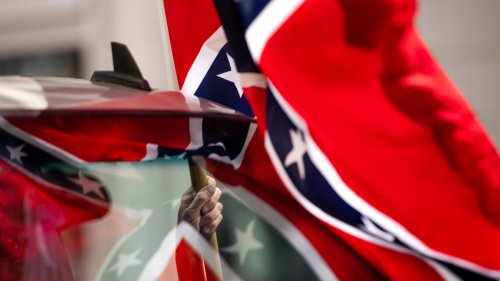 Video Shows 12-Year-Old Arguing With Adult Over Confederate Flag on His Porch