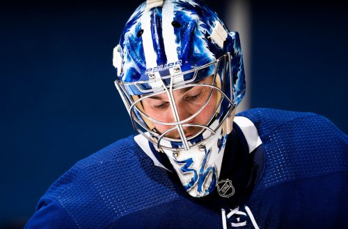 Leafs Goalie Jack Campbell Is Done Dwelling on the Past