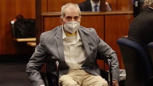 Robert Durst Convicted of Murdering Longtime Friend Susan Berman
