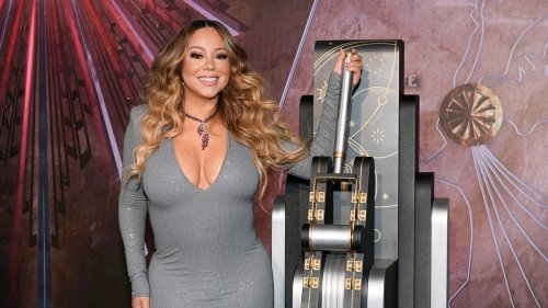 "Mariah Carey Responds to Rapper Who Sampled ""Shake It Off"""