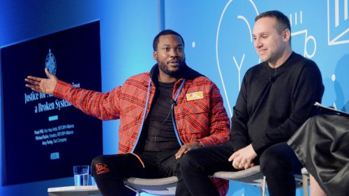 REFORM Alliance's Meek Mill and Michael Rubin Applaud GA Lawmakers for Passing Probation Reform Bill