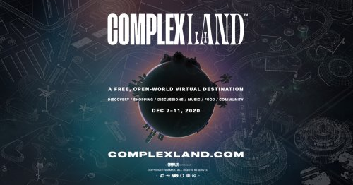 Discover the Virtual Universe of ComplexLand
