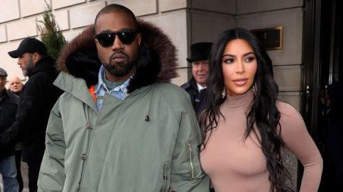 Kanye West Reportedly 'Super Annoyed' People Think Divorce Was Kim Kardashian's Idea