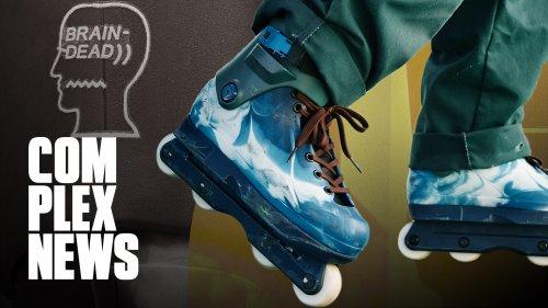 Brain Dead x THEM Skates: The New Future Of Rollerblading