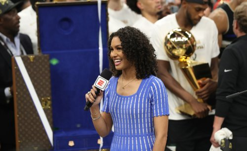 Malika Andrews to Replace Rachel Nichols for ESPN's Daily Basketball Coverage, Will Host 'NBA Today'