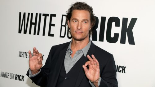 Texans Really Want Matthew McConaughey to Be Their Governor According to a New Poll