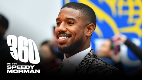 Michael B. Jordan on Linking with Drake, Getting Roasted by Jamie Foxx & New Movie Without Remorse | 360 with Speedy Morman