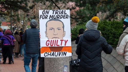 Derek Chauvin's First Prison Mugshots Released Since George Floyd Sentencing