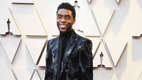 People Are Not Happy About the Chadwick Boseman NFT Released Amid 2021 Oscars