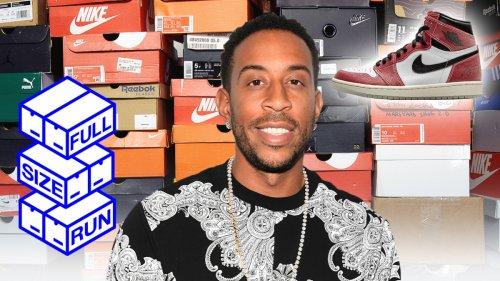 Ludacris Explains How He Got Free Air Jordans for Life   Full Size Run
