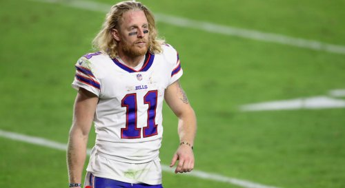 Bills WR Cole Beasley Says He Won't Take COVID-19 Vaccine: 'I'd Rather Die Actually Living'